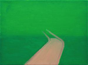 2D 4-5 2008 30cm x 40cm Oil, Canvas