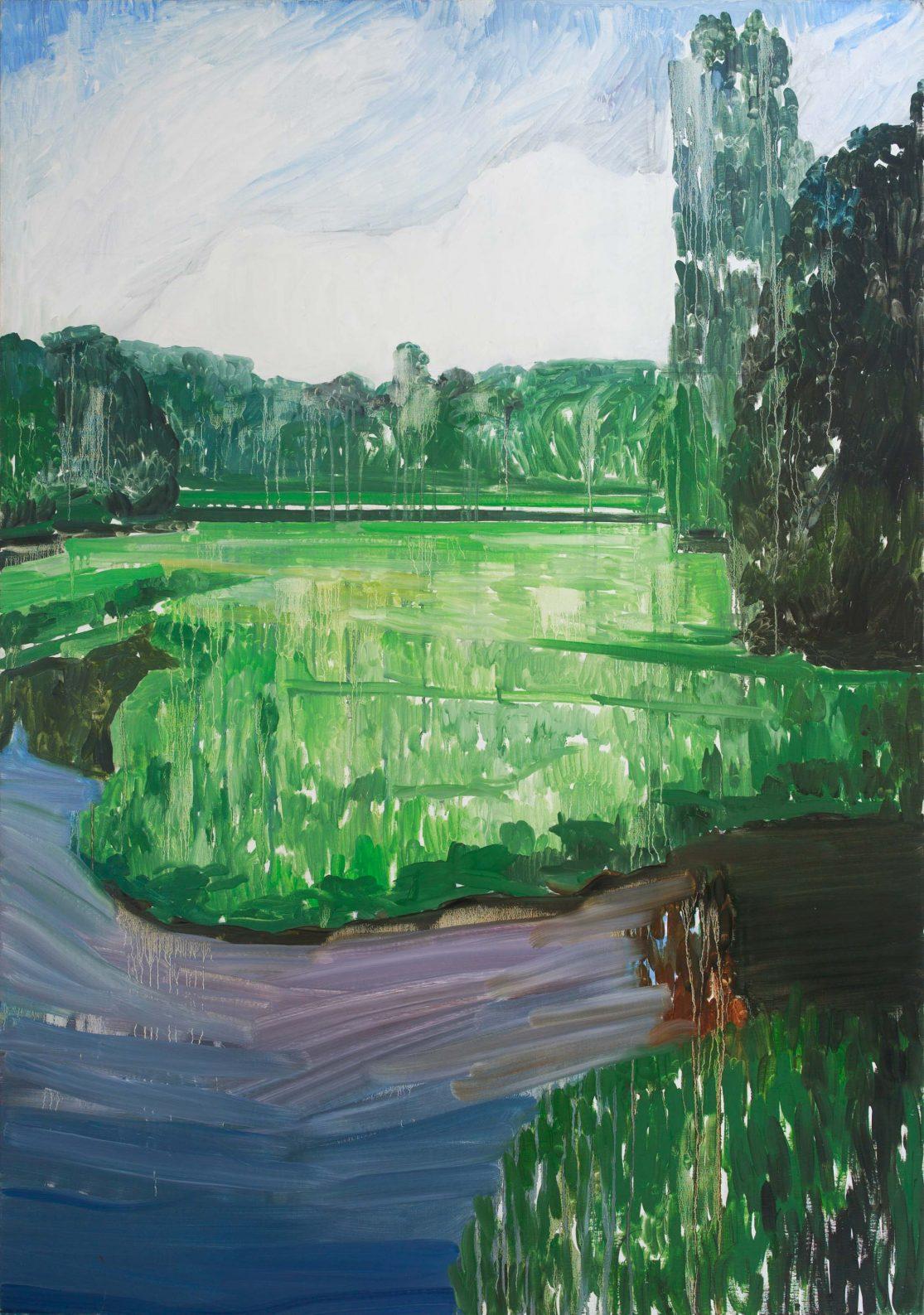 Landscape 3-4 2012 162×114 Oil Canvas