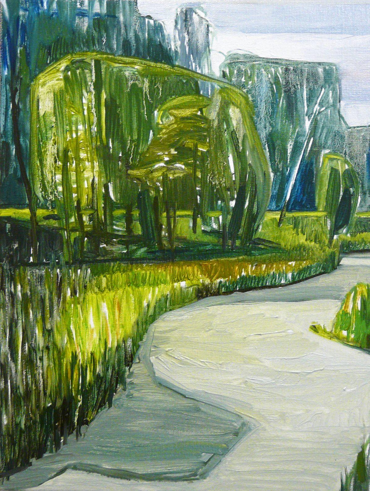 Green Landscape 1-10_2015_40 x 30cm