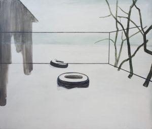 Reminiscences 7-11 2010 110cm x 130cm Acrylic, Canvas