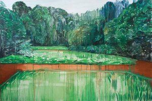 Landscape 1-4 2012 130×195 Oil Canvas