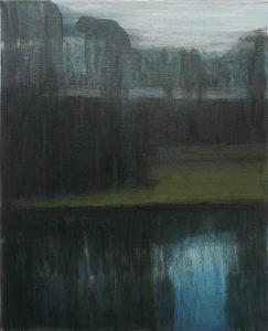 Winterscapes 1-13 2012 41×33 oil canvas