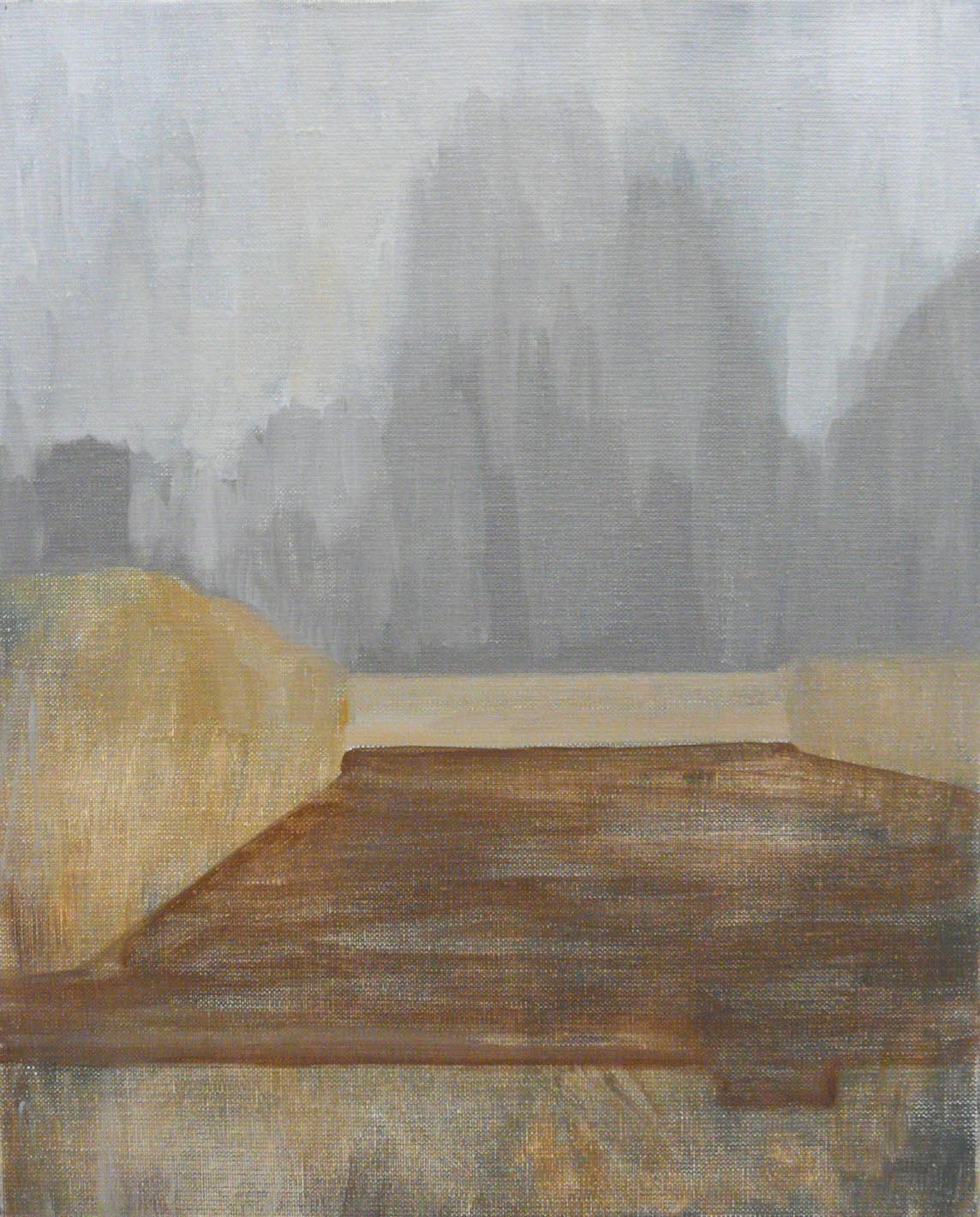 Winterscapes 2-13 2012 41×33 oil canvas