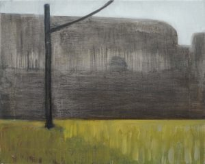 Winterscapes 4-13 2012 33×41 oil canvas