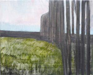 Winterscapes 5-13 2012 33×41 oil canvas