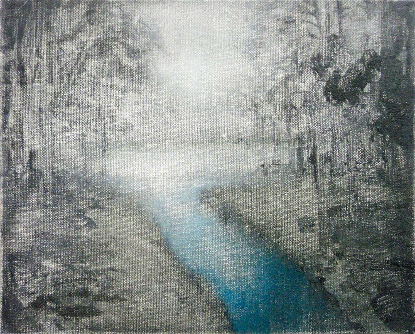 Winterscapes 6-13 2012 33×41 oil canvas