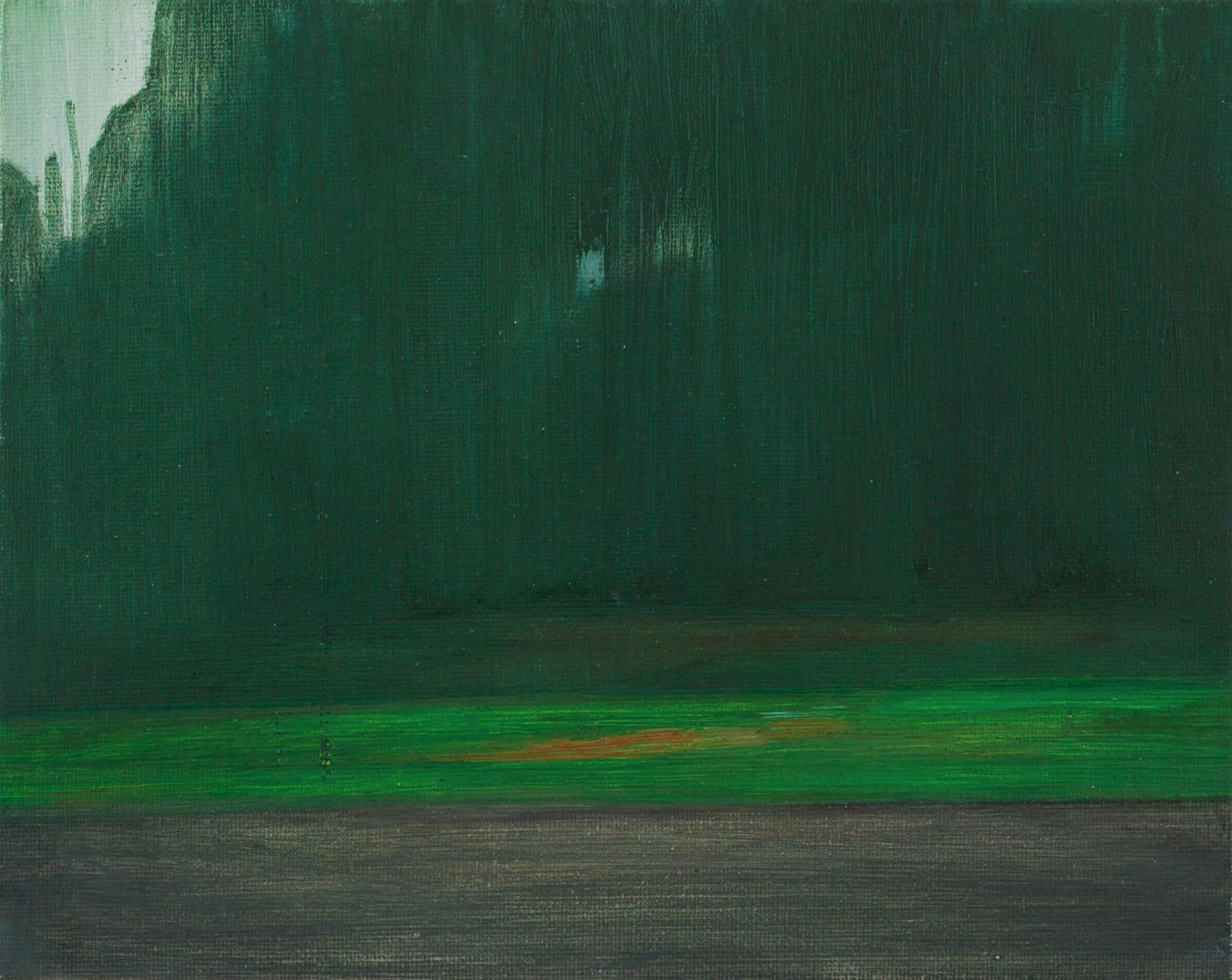 Winterscapes 8-13 2012 oil canvas
