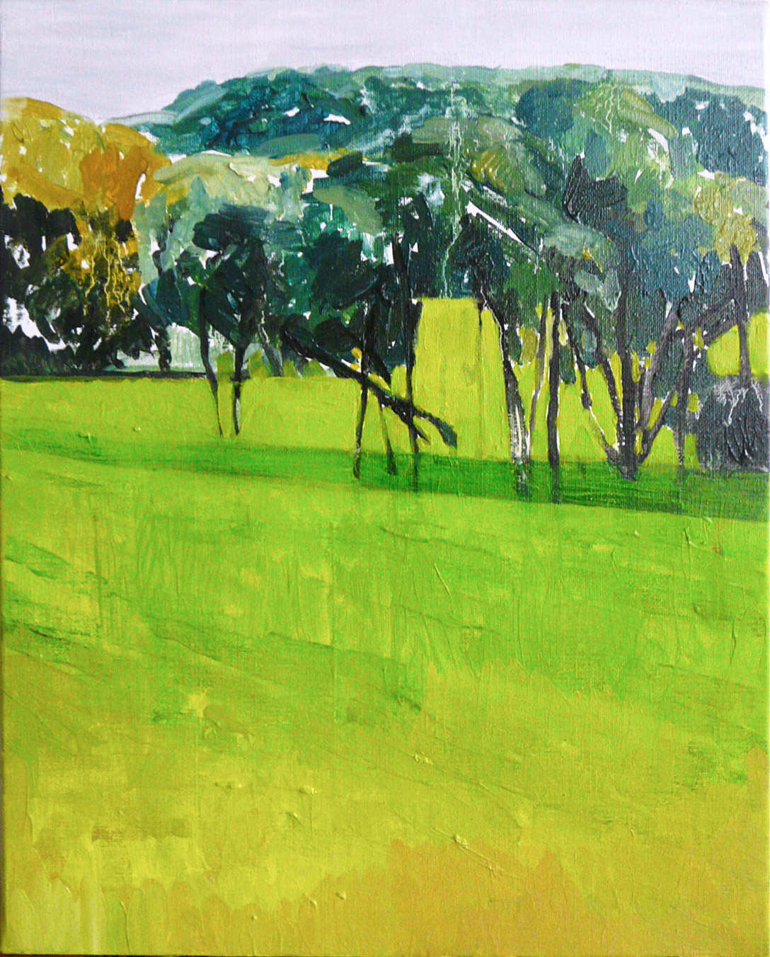Meadow 1-3 2014 41cm x 33cm