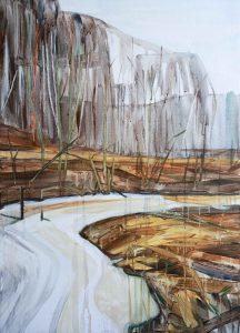 Thaw 4 2015 90×65 Oil canvas – Copy – Copy