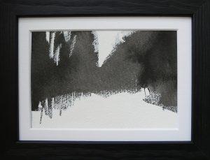 Miniatures 7. Ink, oil, pastel, paper. 10x15cm. 2013.jpg